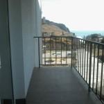 2-х местный номер №5, вид с балкона