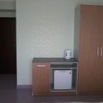 2-х местный номер №2, в номере электрочайник, ХЛ, набор посуды