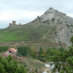 Крепостная гора, вид с Перчема